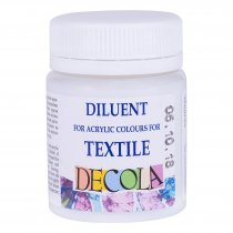 Decola Diluant (Thinner) For Textile Paint 50 ml.