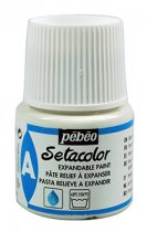 Pebeo Setacolor Expandable Paint 45 ml.